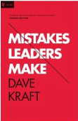 9 Biggest Mistakes A Leader Can Make